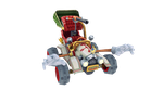 Buggy P-3000 by darkcapilla