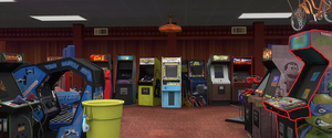 TMNT the Arcade Game on Wreck-it Ralph? by thekirbykrisis