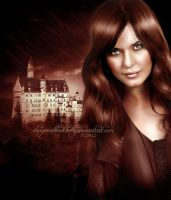 Little Dhampir by blackbettyes