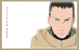Shikamaru Shippuden Movie 3 by pablofcb