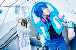 DRAMAtical Murder: Aoba and Clear II by KiraHokuten