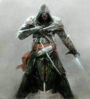 assassins creed revelation by willian012