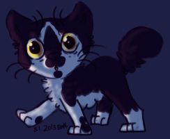 My Little Kitty :Impi by hummeri9
