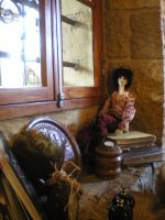 Mouse in Nazareth 12 by raewhitewolf
