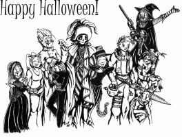 Trick or Treat by trisis