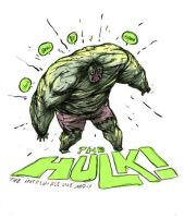 HULK UNCONSTRUCT by TheWoodenKing