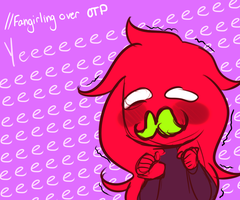 FANGIRLING by Chaotic-Senpai