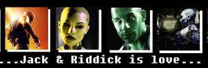 Jack and Riddick Color Bar by Queen-Chi