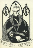 Veni Vici Vetinari by CaptainHobel