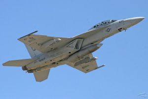 Super Hornet II by Atmosphotography