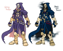 Reaper skins by Jellygay