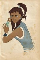 Korra by breath-in