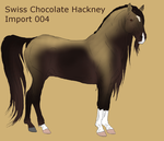 Swiss Chocolate Hackney Import 004 by LiaLithiumTM