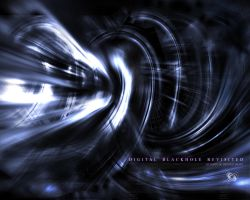 digital black hole II by neural