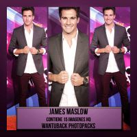 Photopack 601: James Maslow by PerfectPhotopacksHQ