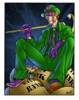 Riddler Colors by BDStevens