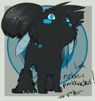I s'port the melanism by HaanPere