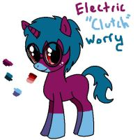 Electric (Clutch) Worry Reference by JuicyJuiceHypotenuse