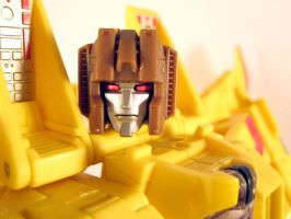 Masterpiece Sunstorm (Close-up mode) by scoobsterinc
