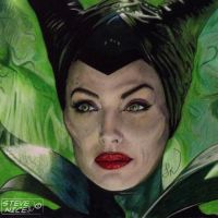 Maleficent by Steve-Nice