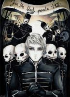 The Black Parade -MCR- by LeKitsune00
