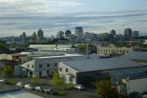 Christchurch City View by KunoichiVixen