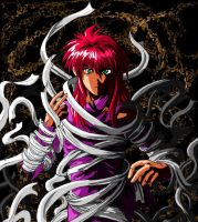 Kurama Dark by Risachantag