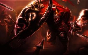 Glaive Warrior Pantheon by rien945
