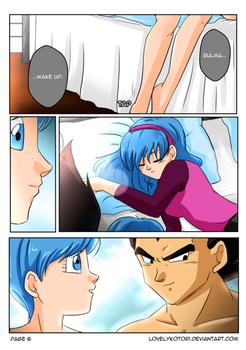 Commission: Shortcomic - Bad Day - Page 6 by lovelykotori