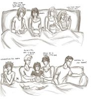 Girls and Boys night by odairwho
