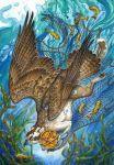 Page of Pentacles - 78 Tarot Nautical by windfalcon