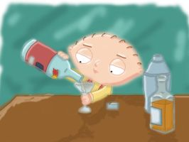 Stewie. by Dimworm
