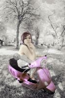 Sweet Rider by brumie