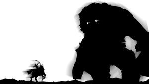 Shadow of the Colossus by CaseMnemonic