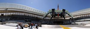 U2 360 Stadium pano alt 2 by TheSoftCollision