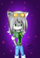 Keira The Hedgehog .:RQ:. by DevynTheWolf