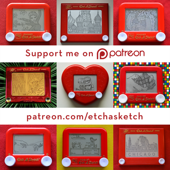 Support me on Patreon! by pikajane