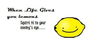 A little Advice from Mr. Lemon by Heart4Skies