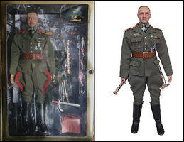 Rommel In The Past Toys ITPT Figure by PrinceZarbon