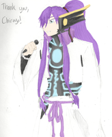 Thank you for Chiroyo by YuPuffin
