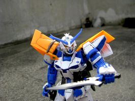 Astray Blue Frame 2nd Revise 3 by MaftyNavue