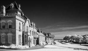Southwold IR - South Green by Okavanga