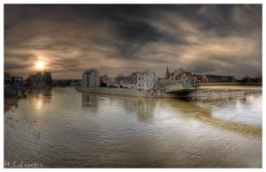 Bernburg City by matze-end