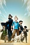 Tintin and friends by gaudiamo