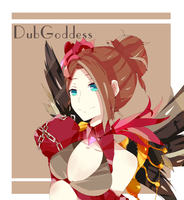 Dragon Nest: DubGoddess by ScarletOnlooker