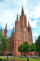 Marktkirche, Wiesbaden by Irondoors