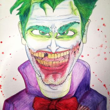 JOKER by RustyRobot1986