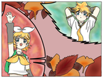 That Girl I Can't Ignore Rin/Len version. by Lineair
