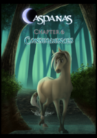 Caspanas - Chapter 6 Cover by Lilafly