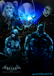 An Arkham Night by Lycanthro54